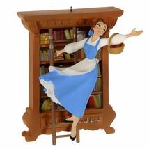 Hallmark Keepsake 2019 Disney Belle Bonjour Christmas Ornament New Box - $27.30