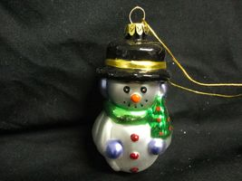 Avon Exclusive Design Traditional Glass Christmas Ornaments image 6