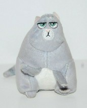 """3"""" Chloe the Cat Plush/ Doll The Secret Life of Pets Good Used Condition  - $4.95"""