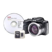 Kodak AZ362-BK4 36x Long Optical Zoom Bridge Digital Camera (Black) - £247.23 GBP