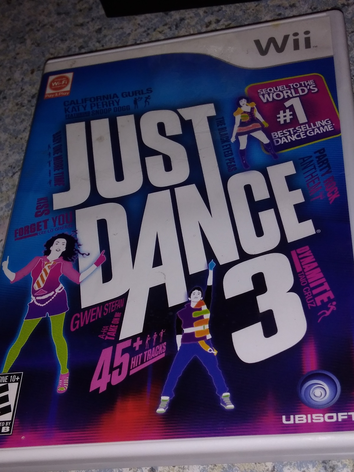 Just Dance 3 Wii image 1