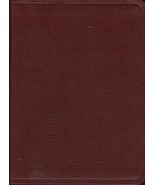 New Revised Standard Version Bible : Pocket Edition Burgundy Leather NRSV - $74.14