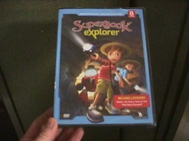 New CBN Superbook Dvd Explorer Volume 8 - NEW /Christian/G - $8.79