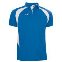 Joma Soccer Polo Champion III Royal White - Size XLarge - $12.86