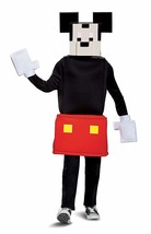 Mickey Mouse Crossy Roads Classic Costume, Red, Medium 7-8 - $41.05