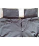 Michael Michael Kors pants  20W black flat front straight leg - $12.69