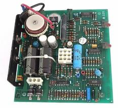 ALLEN BRADLEY 636806 POWER SUPPLY BOARD 636806 REV-2 BACK SIDE