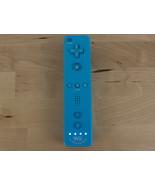Nintendo Wii RVL-036 Motion Plus Controller Remote Blue  - $15.00