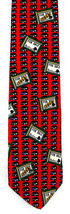 Vicky Davis Dream House Mens Silk Neck Tie Real Estate Agent Necktie Gif... - $19.75