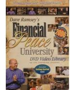 Dave Ramsey's Financial Peace University DVD Video Library: 13 Life-Chan... - $199.99