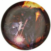 Danbury Mint Wedgwood Lord of The Rings Plate Bridge at Khazad-dum by Ted Nasmit - $50.95