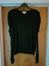 MICHAEL KORS Puffed Sleeve Sweater Size Large - $15.20 CAD
