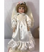 The Ashton. Drake Galleries Porcelain Angel with wings in Doll Original... - $22.94