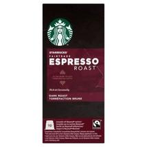 Starbucks Espresso Roast Capsules 10 per pack - $9.49
