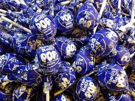 Tootsie Pops Grape 210 pops Grape Tootsie Pop 9lb bulk candy sucker - $36.97