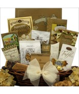 Classic Elegance: Corporate Gourmet Gift Basket - $74.99