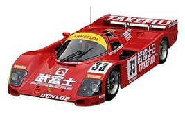 Ignition model 1/18 TAKEFUJI Porsche 962C # 33 1989 Le Mans finished pro... - $359.79
