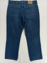 "St Johns Bay 50 Mens Blue Denim Jeans Regular 38""x28.5"" - $13.25"