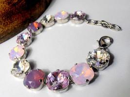 Swarovski Crystal Elements 12mm Bracelet Summer... - $33.23