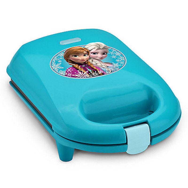 Disney Frozen Anna & Elsa Snowflake Waffle Maker New with Box