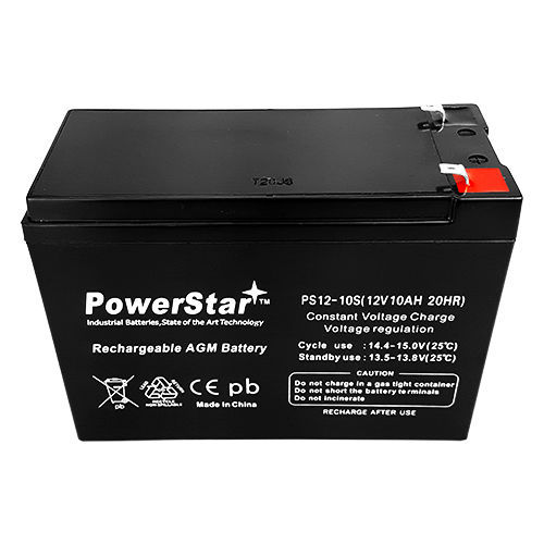 Mighty Max Battery 12V 9Ah Compatible for APC Back-UPS XS1500 RBC109 PS-1290-8 Pack Brand Product