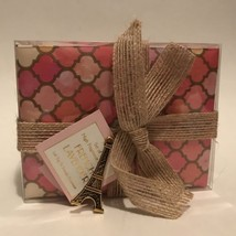 Set of 12 High Fragrance Sachets with Ribbon bow And Charm_French Lavender - $11.87