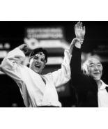 Karate Kid Morita Macchio MM H Vintage 8X10 BW Movie Memorabilia Photo - $6.99