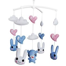 Baby Crib Musical Mobile Lovely Toy For Babies Animal Baby Mobile - £38.87 GBP