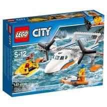 LEGO® City Coast Guard Sea Rescue Plane 60164 - $24.70
