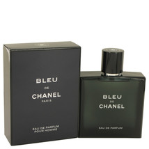 Bleu De Chanel Eau De Parfum Spray 3.4 Oz For Men  - $236.67