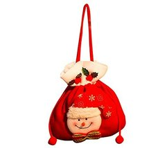 Black Temptation Beautiful Christmas Ornament Bag #01 - £14.93 GBP