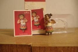 2002 Hallmark Loving Angel Christmas Ornament - $20.79