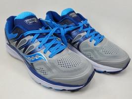 Saucony Omni 16 Size US 10.5 M (B) EU 42.5 Women's Running Shoes Gray S10370-1 - $102.78