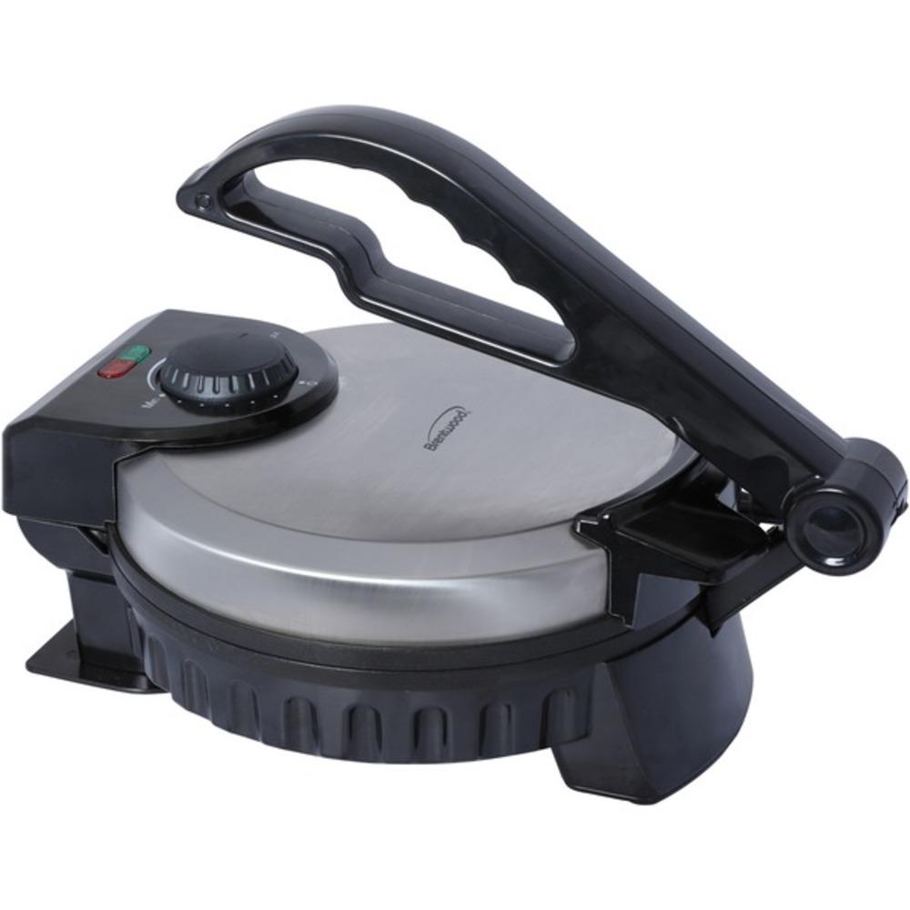 Brentwood Appliances TS-127 Nonstick Electric Tortilla Maker (8)