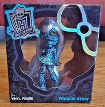 "Monster High Vinyl Chase Frankie Stein 5"" Figure by Mattel - $12.99"