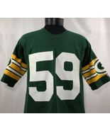 VTG Champion Jersey Green Bay Packers John Anderson #59 NFL Large 70s 80... - $39.99