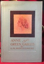 Anne of Green Gables by Montgomery nice old antiquarian edition - $294.00