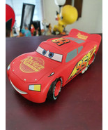 Extremely Rare! Walt Disney Cars Lightning McQueen Small Figurine Statue  - $198.00
