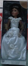 BRAND NEW IN BOX Wilton Porcelain Celebration Quinceanera Doll, BRAND NEW - $89.09