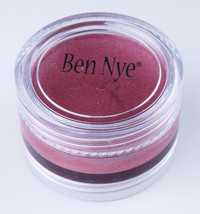 Ben Nye Fireworks Creme Color Makeup Ruby Luster FW-7 0.3oz or 8.5gm NIB