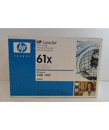 Genuine OEM HP LaserJet 61X High Yield Toner Print Cartridge C8061X New ... - $24.99