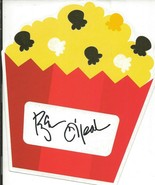 Ryan O'Neal Signed Index Card Peyton Place Bones Love Story - $39.59