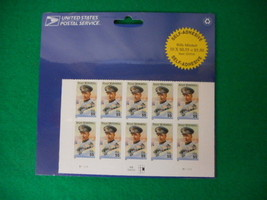Billy Mitchell Mint Stamp Block NH VF Original Package - $6.19