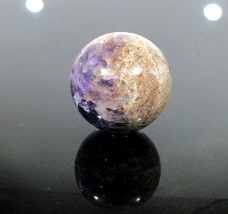 Large Natural 52MM Blue Amethyst Crystal Gemsto... - $34.65