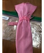Vintage Mattel Barbie Fashion #9267 Vet Fun Fashion Dress only 1984 VGC ... - $9.74