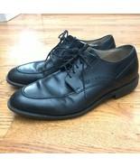 Johnston and Murphy Signature Sheepskin Leather Dress Shoes 10.5 - $59.99
