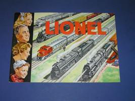 1951  LIONEL CATALOG- UNCIRCULATED - $50.00