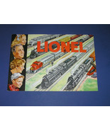 1951  LIONEL CATALOG- UNCIRCULATED - $50.00