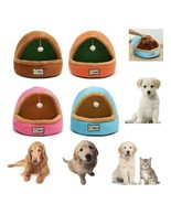 Foldable Kennel Dog Bed For Dogs Cats Animals Pet House Tent Free Shippi... - $21.77