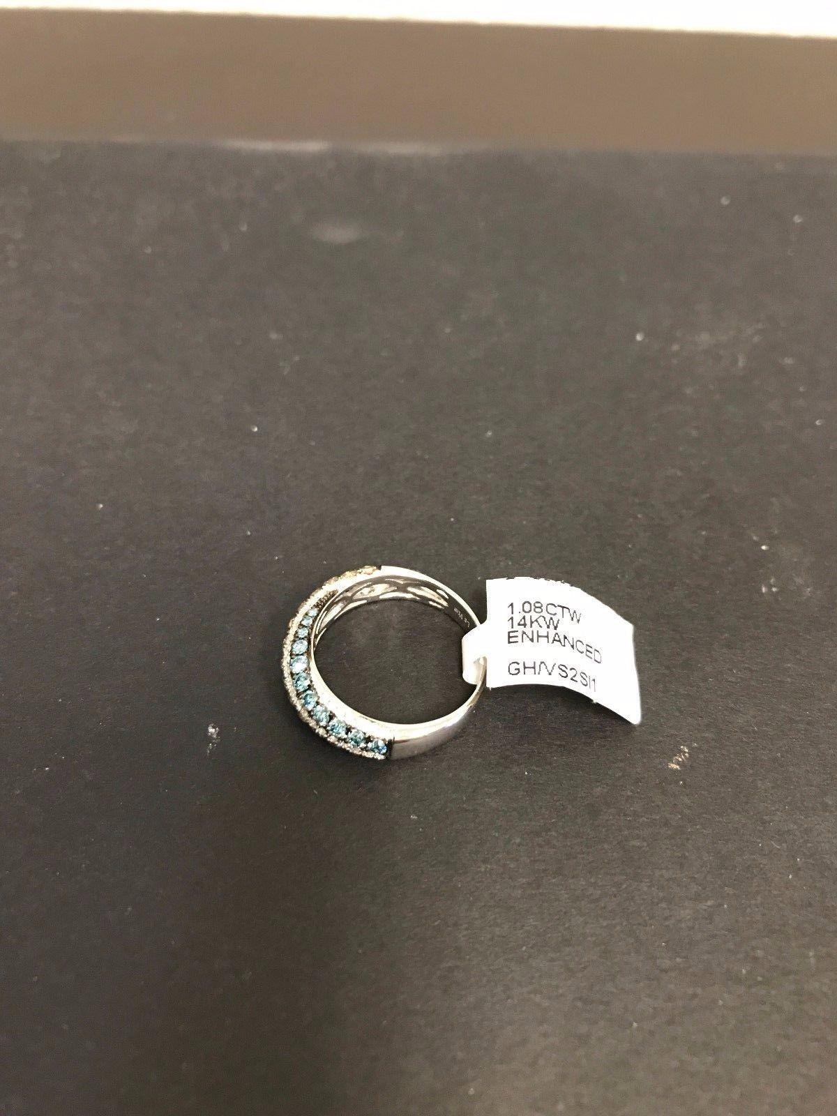 New Le Vian  ZUHQ 32 14kt  White Gold  Diamond Ring